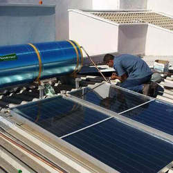 Aquecedor solar para chuveiro