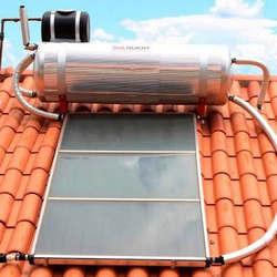 Aquecedor solar para agua