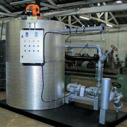 Aquecedores de fluído térmico
