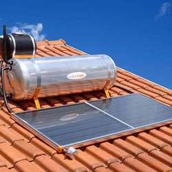 Aquecedor solar água