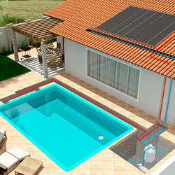 Venda de aquecedor solar para piscina