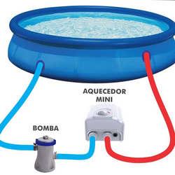 Aquecedor piscina elétrico