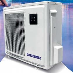 Sistema de aquecimento de piscina solar