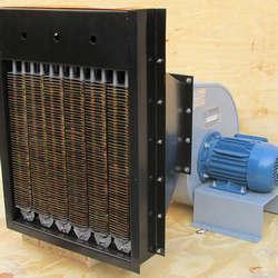 Peças para aquecedores de água industrial