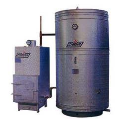 Aquecedor de água a gás industrial