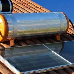 Placa de aquecedor solar