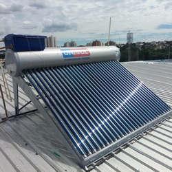 Comprar aquecedor solar residencial