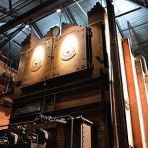 Controle e automação de caldeiras