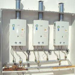 Instalação aquecimento solar residencial