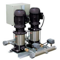 Pressurizador para aquecedor