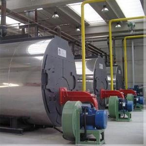 Tratamento de água de caldeiras industriais