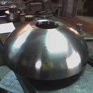Fabricante de repuxo de alumínio